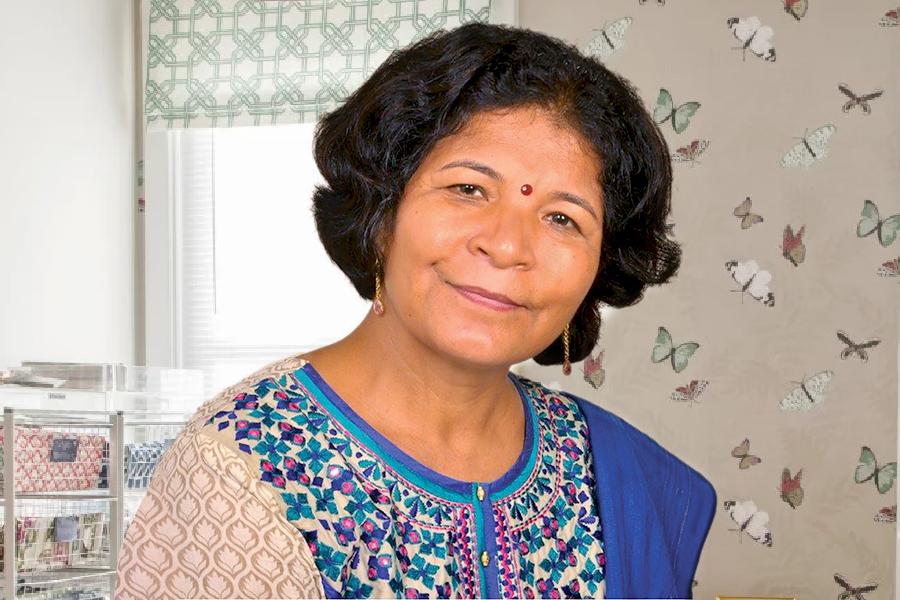Dr. Tarujyoti Buragohain, NCAER