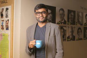Dheer Shah, MD, Jivraj Assam tea