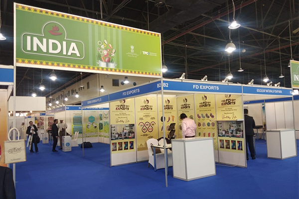 Kuwait International Agro Food Expo - Trade Promotion Council of India