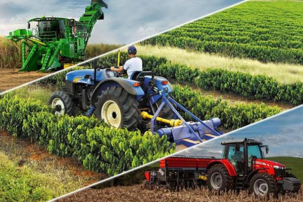Agriculture mechanization