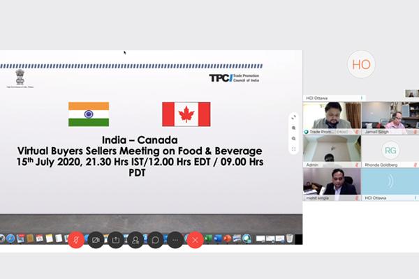 India-Canada BSM