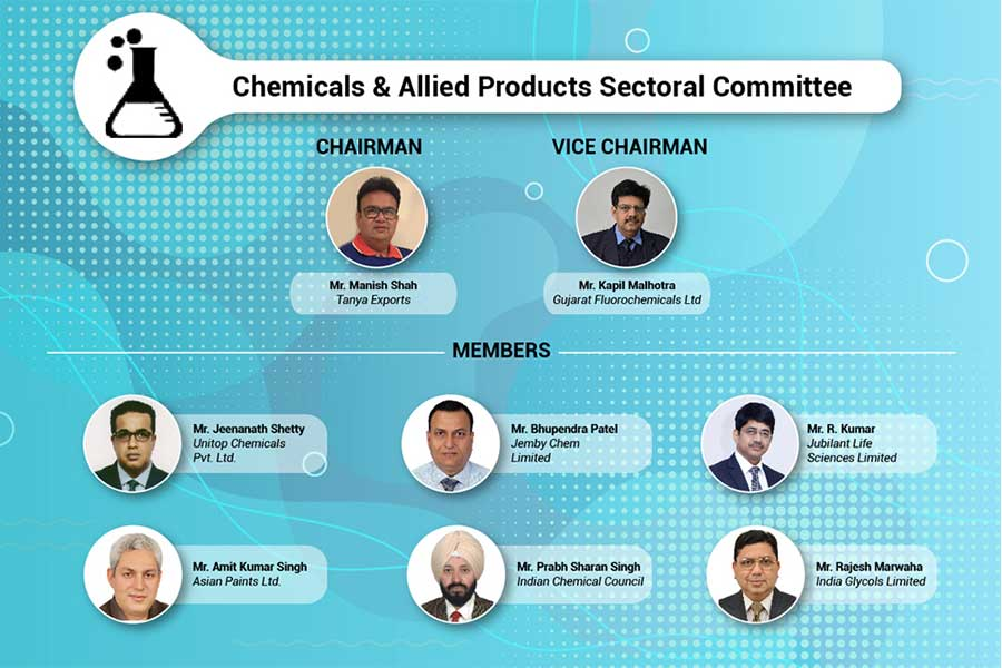 TPCI Chemical & Allied Products Sectoral Committee