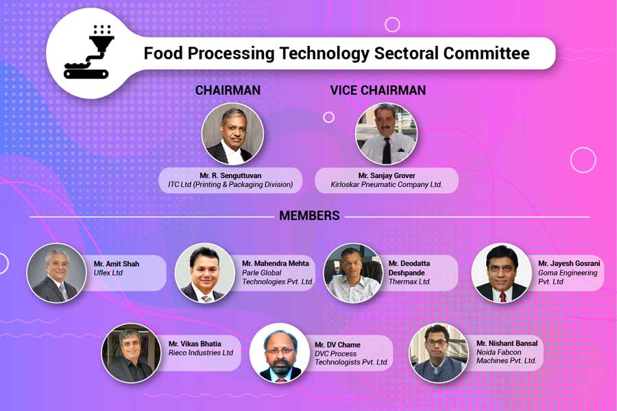 TPCI Food Processesing Technology Sectoral Committee