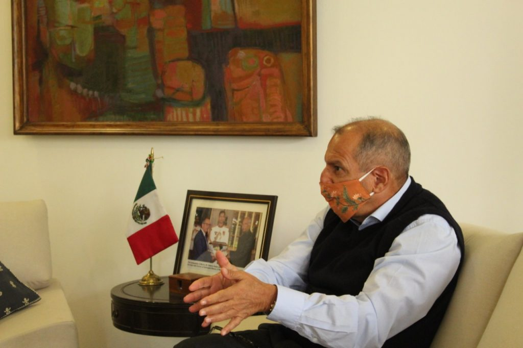 Mexican ambassador to India