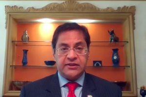 Manpreet Vohra Ambassador India Mexico
