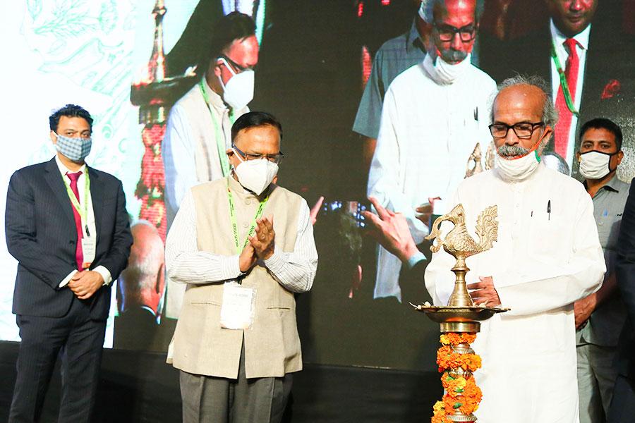 Indusfood 2021 Inauguration by Pratapchandra Sarangi