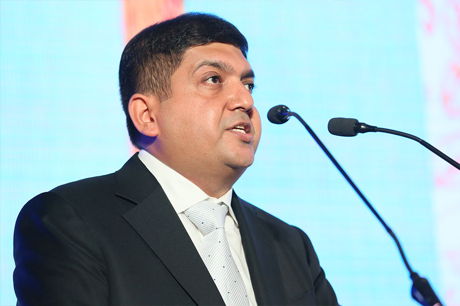 Abhishek Poddar, Vice- Chairman F&B Committee, TPCI