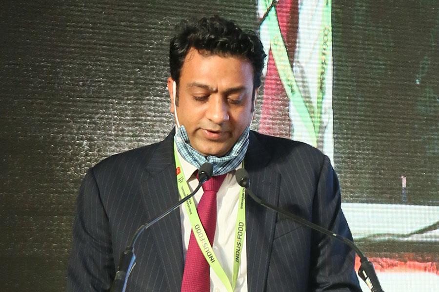 Vivek Agrwal, Chairman F&B Committee TPCI
