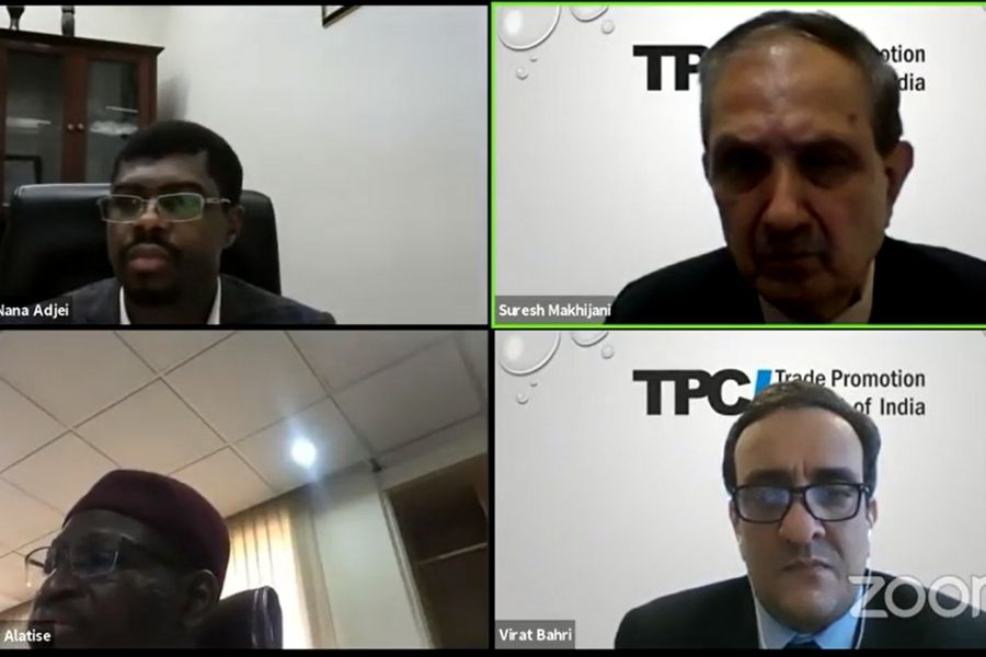 Trade and investment between India and Africa_TPCI