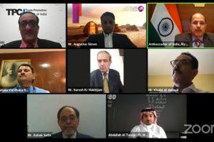 India-Saudi Arabia Tourism Collaboration webinar TPCI