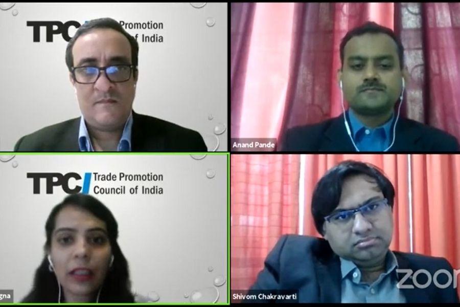 TPCI-ICICI webinar on global economy and Fx risk