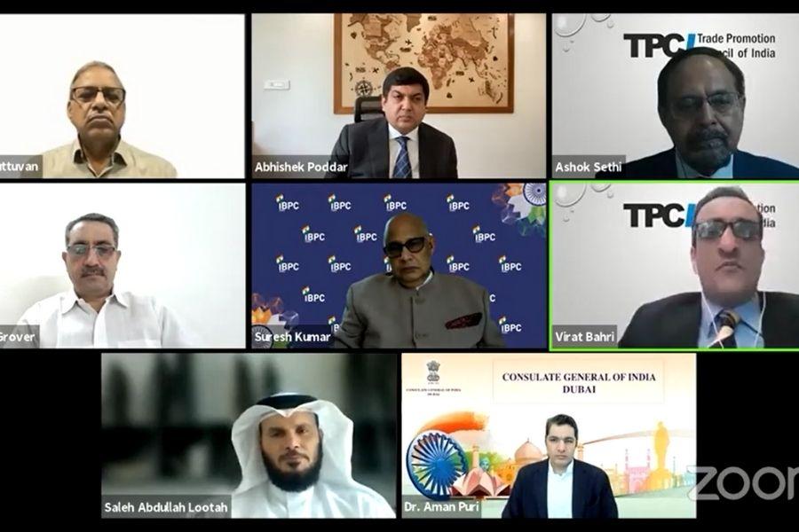 India-UAE Food and food tech_TPCI