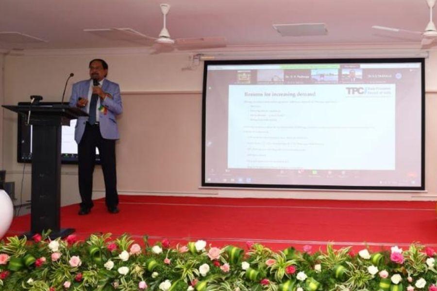 TPCI Moringa Conference Presentation