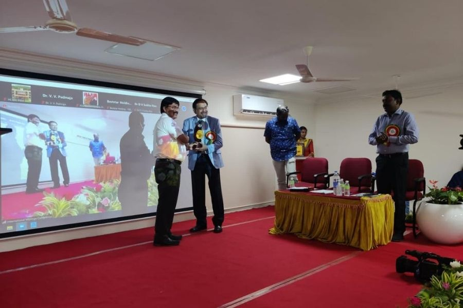 TPCI Moringa Conference Ceremony